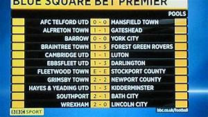 Football Results & Tables - 19 November 2011 read by Tim Gudgeon - YouTube  onerror=