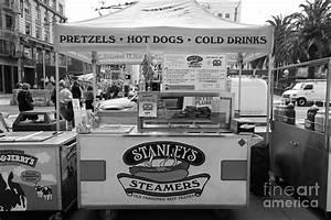 Hot Dog Stand : san francisco stanley 39 s steamers hot dog stand 5d17929 black and white photograph by ~ Yasmunasinghe.com Haus und Dekorationen