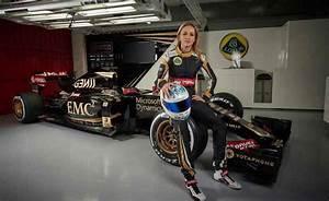 Femme Pilote F1 : formule 1 carmen jorda une femme pilote chez lotus ~ Maxctalentgroup.com Avis de Voitures