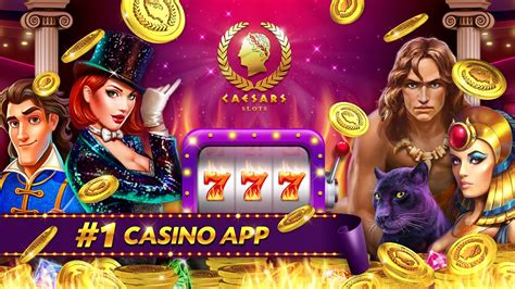Caesars Slots Spin Casino Game  Android Apps On Google Play