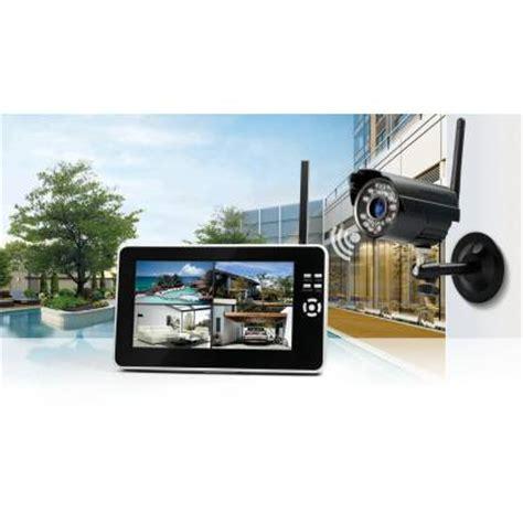 de surveillance sans fil exterieur avec enregistrement kit vid 233 osurveillance avec ext 233 rieure et ecran enregistreur