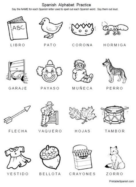 498 best images about printable on 688 | 5914d1bf90c3497123db209c94a0d0ea preschool spanish spanish activities