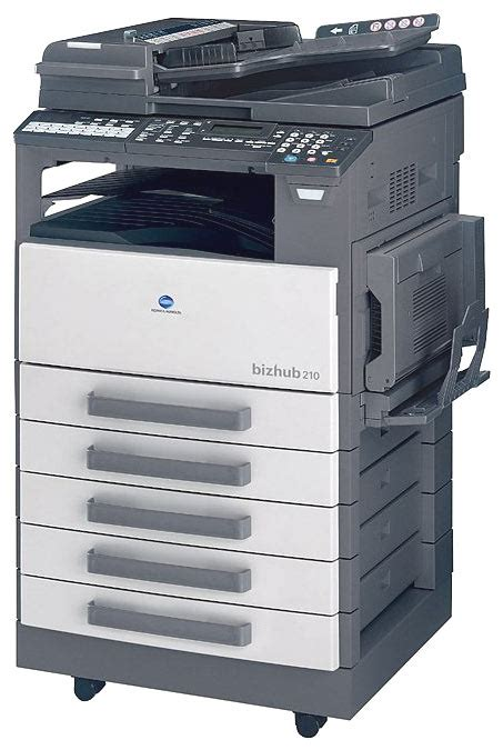 Konica minolta bizhub 211 will provide the speed of printing of 21 ppm with the quality of 600 x 600 dpi. KONICA MINOLTA BIZHUB 211 SCANNER DRIVER DOWNLOAD