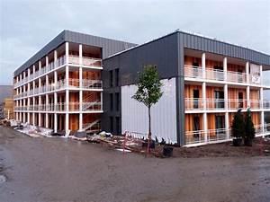 Isolation Extérieure Bardage : isolation ext rieure bardage bois construction bois ~ Premium-room.com Idées de Décoration