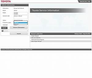 Lexus Gs300h  U0026 Gs450h Cars Service Information
