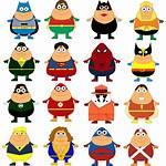 Superheroes Icons Pack Deviantart Heroes