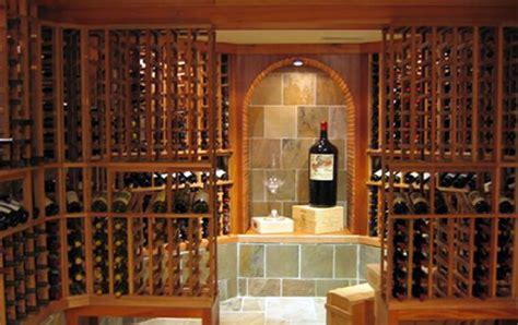 mahogany wine cabinet  kessick wine cellars