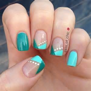 Quick nail design ideas : Easy nail designs for beginners hative