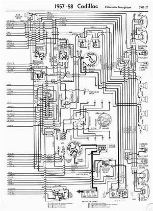 1992 Cadillac Brougham Wiring Diagram 41078 Verdetellus It