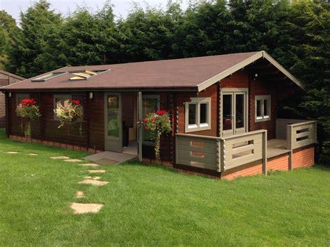 Two Bedroom Mobile Homes by Keops Two Bedroom Lodge Keops Interlock Log Cabins
