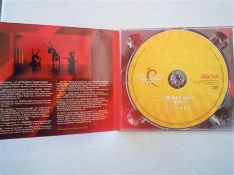 tapis cd cirque du soleil solarium 160 00 en mercadolibre