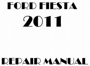 2011 Ford Fiesta Repair Manual