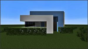 Video De Minecraft Maison : minecraft tuto construction d 39 une maison moderne youtube ~ Zukunftsfamilie.com Idées de Décoration
