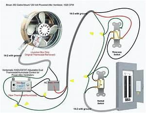 Fan Thermostat Wiring