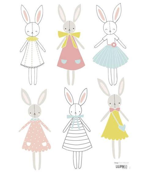 1000 id 233 es 224 propos de dessin lapin sur pinterest artsy