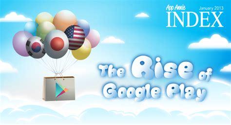 google play revenue growth trounces apples app store