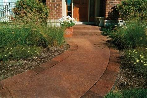 transform sidewalks     stone shown