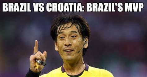 Brazil Meme - brazil vs croatia brazil s mvp meme collection