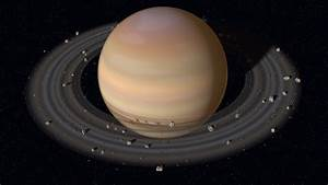 Planet Saturn with rings wallpapers and images ...