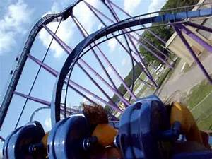 Bizarro Roller Coaster - YouTube