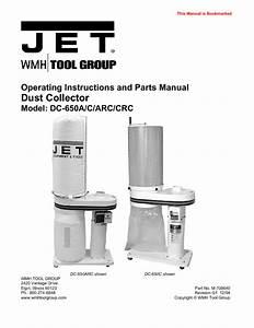 Dc-650crc Manuals