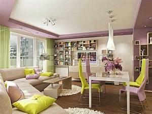 Welche Farbe Zu Lila : farbgestaltung welche farben passen zusammen innendesign zenideen ~ Bigdaddyawards.com Haus und Dekorationen