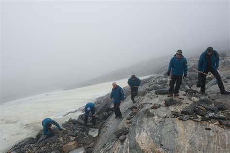 frozen in time glacial archaeology the roof of