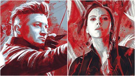Leaked Avengers Endgame Promo Art Start Your Year