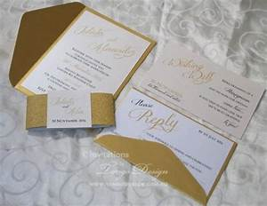 wedding invitation suite 24 pink or gold invitations With wedding invitation suites australia