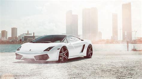 Lamborghini Gallardo Supercar Wallpapers