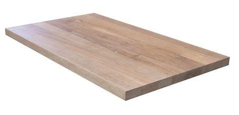 eiken plank 50 cm breed eiken tafelblad 50 mm dik