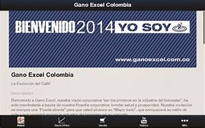 Gano Excel Colombia Android Apps on Google Play