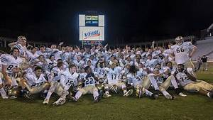 Resilient Westfield Football Wins State Championship