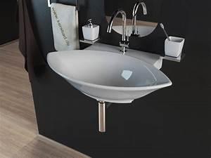 Tisch Für Aufsatzwaschbecken : keramik waschbecken waschschale waschtisch aufsatzwaschbecken kbw172 ~ Markanthonyermac.com Haus und Dekorationen
