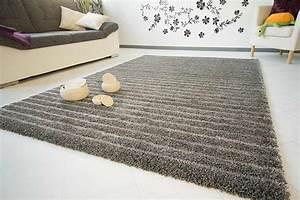 Teppich Grau Modern : teppich modern grau haus deko ideen ~ Whattoseeinmadrid.com Haus und Dekorationen
