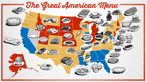 usa cuisine foods all miss the most while abroad