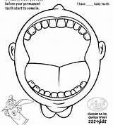 Tooth Fairy Coloring Pages Dental Teeth Print Printable Vampire Dentist Colorings Getcolorings Getdrawings sketch template