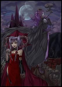 Ange Et Demon : ange et demon by nacrym on deviantart ~ Medecine-chirurgie-esthetiques.com Avis de Voitures