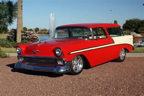 1956 Chevrolet Nomad Custom Wagon 180192