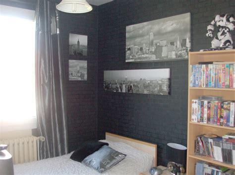 chambre gris davaus peinture gris chambre ado avec des idées