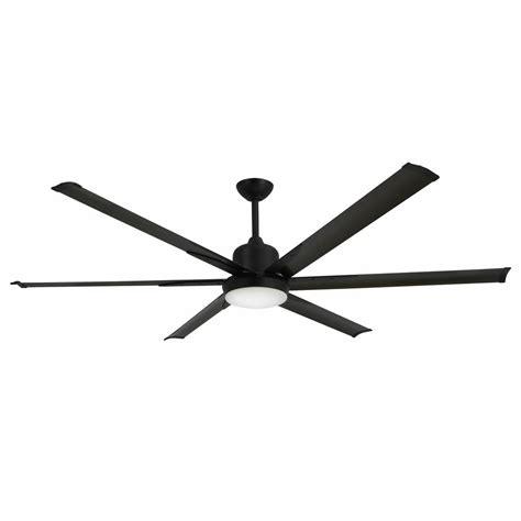 72 ceiling fan with light troposair titan 72 in indoor outdoor oil rubbed bronze
