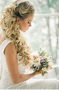Hairstyles For Weddings Pictures by Loose Curls Wedding Hair Belle The Magazine