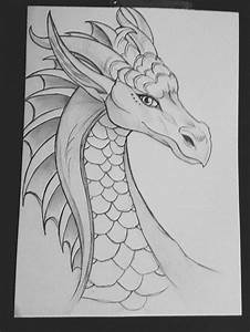 Ella, the dragon. #dragon #drawings #desenho #fantasy # ...