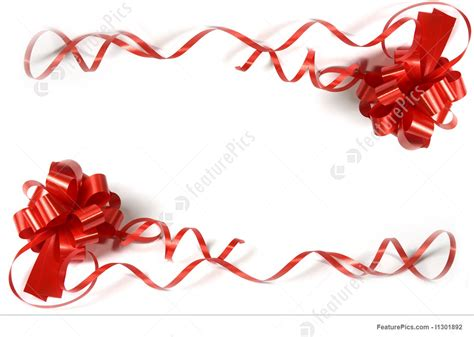 christmas ribbon picture