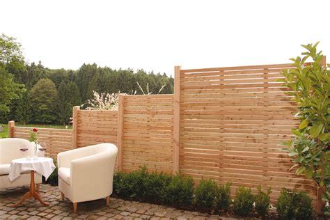 Garten Sichtschutz Holz Schöner Wohnen by Kreativer Sichtschutz Selber Bauen Mit Bildergallery