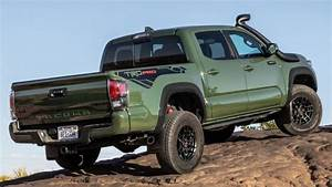 2021 Toyota Tacoma Trd Pro Price Will Start At  46 000
