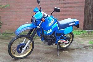 1989 Yamaha Xt 600 Z Tenere