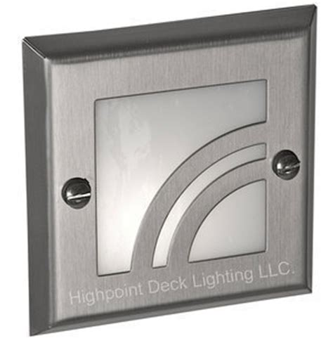 highpoint apex step light kit