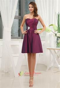 dark purple bridesmaid dresses summer weddingpurple With summer wedding bridesmaid dresses