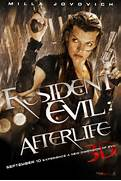Resident Evil  Afterlife  New Movie Poster and Photos   FilmBook  Milla Jovovich Movies Poster